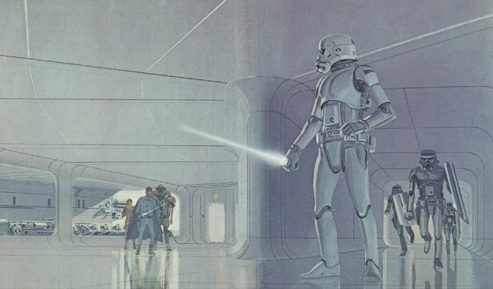 Ralph McQuarrie Stormtroopers