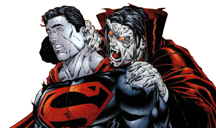 Superman vs Drácula