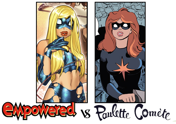 Empowered vs Paulette Comète