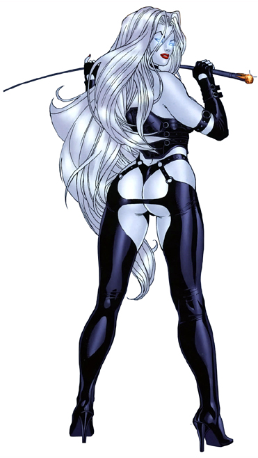 Lady Death: Fetishes (Mistress cover) by Richard Ortiz
