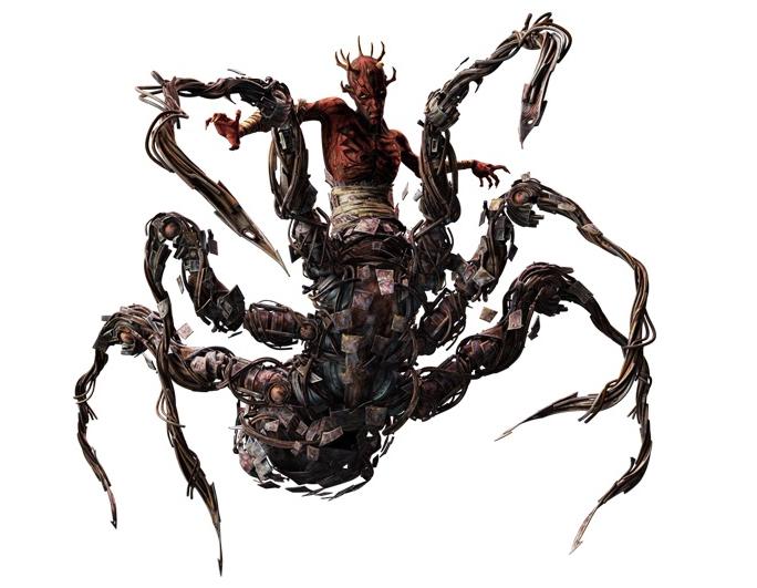 Spider maul
